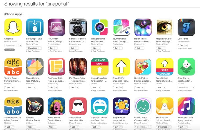 apps like snapchat for adults