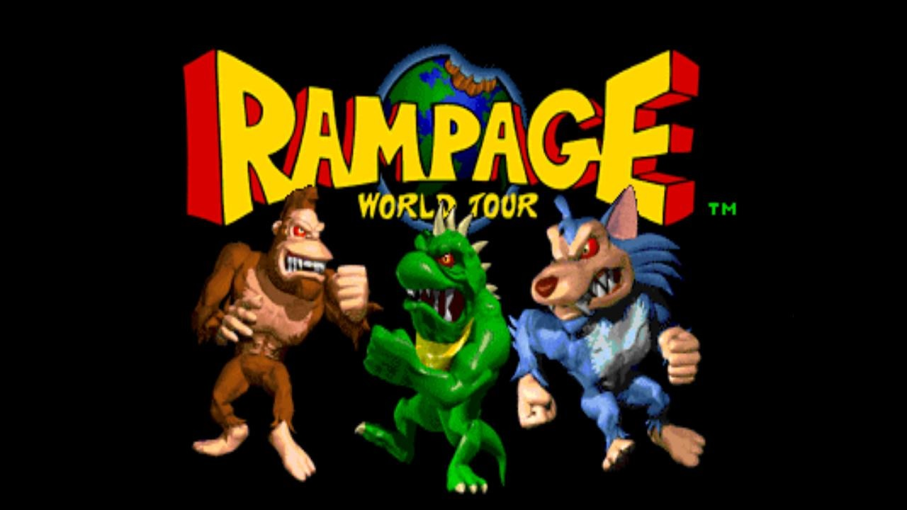 Rampage Movie The Rock S Giant Monsters Have Different Origin