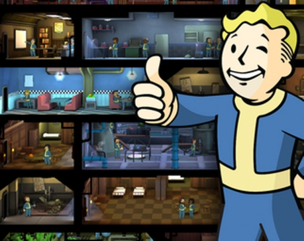 fallout shelter shooting