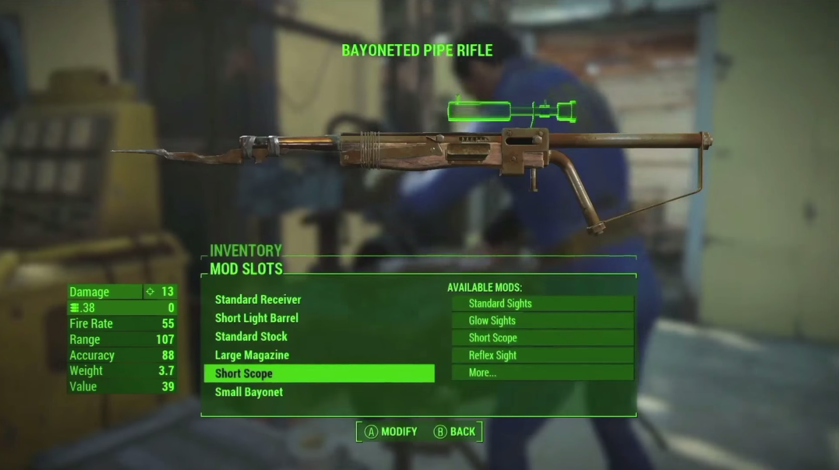 Fallout  Mods Legendary Crafting