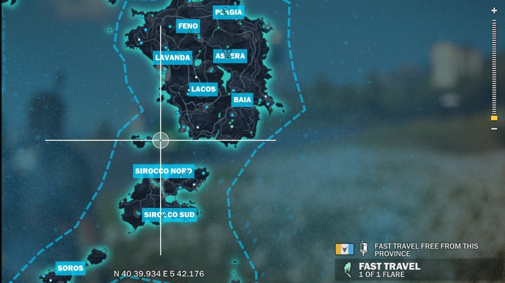 Just Cause 3 Base Locations Where To Find Every Settlement That
