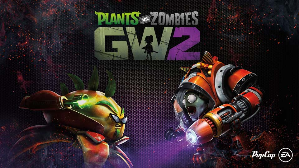 Plants Vs Zombies Garden Warfare 2 Beta Coming To Ps4 And Xbox One On January 14 Player One