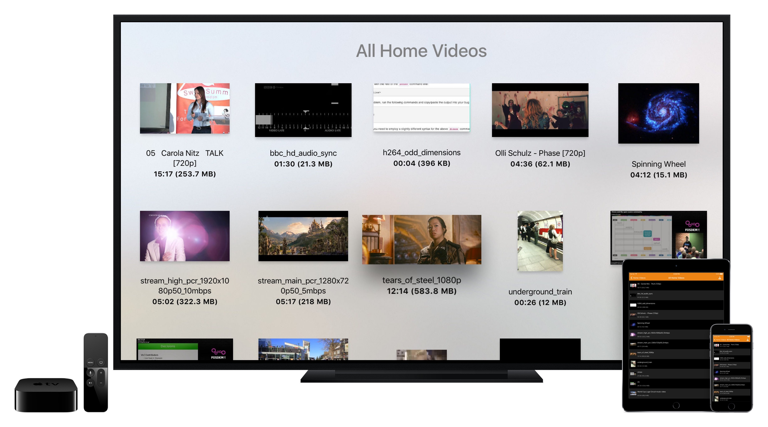 VLC Released For Apple TV: How To Watch MKV, AVI, M4V, MP4