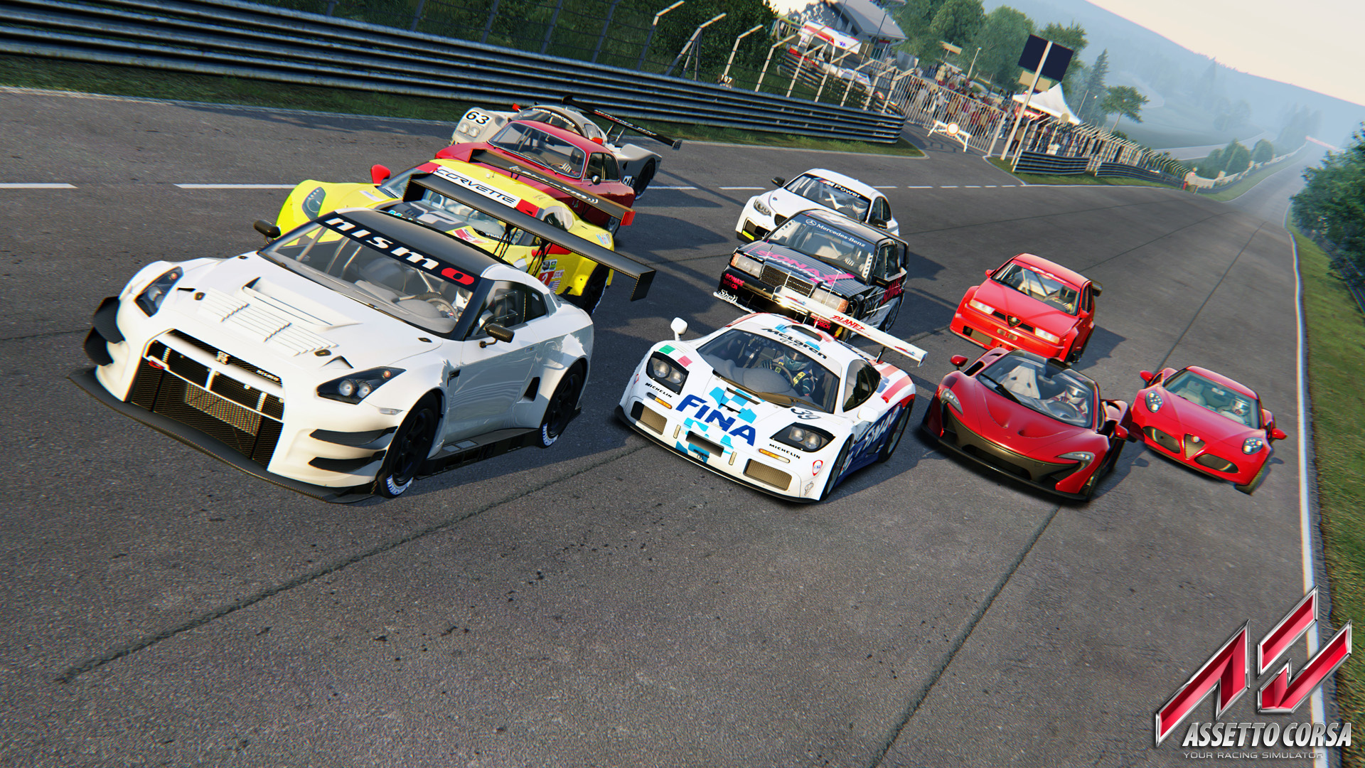 Assetto Corsa Arrives To Playstation 4 Xbox One On April 22 Ps4