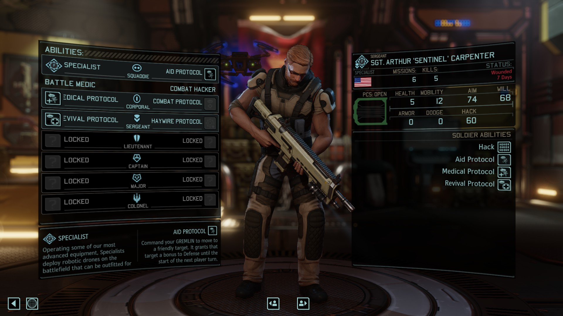 XCOM 2' Specialist Guide: Skill Tree Breakdown And Tips For