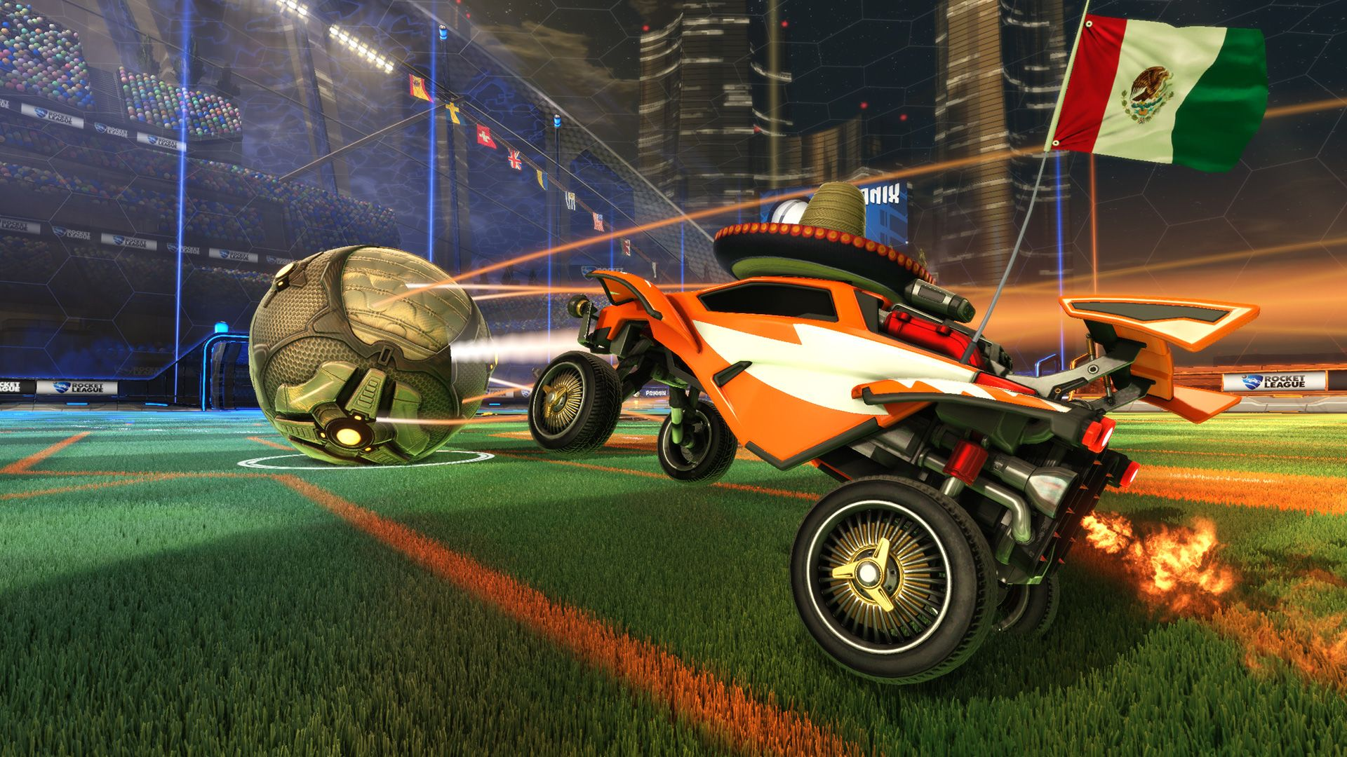 Rocket League Xbox One Review Just Get It And Thank Me Later - Cool xbox cars