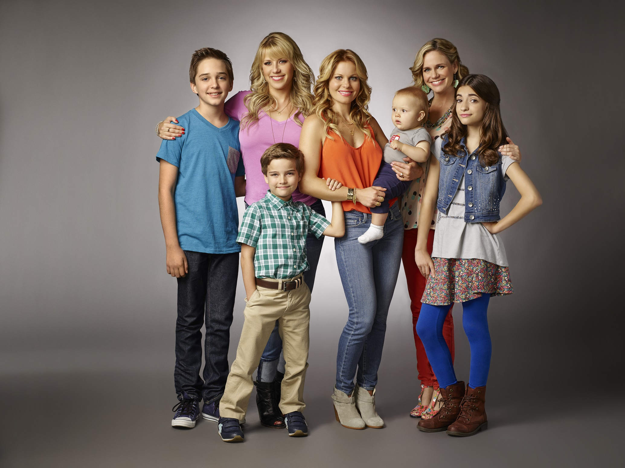 U0027Fuller Houseu0027 Netflix Release: What Time Will U0027Full Houseu0027 Reboot Premiere  On Streaming Service [VIDEO] | Player.One