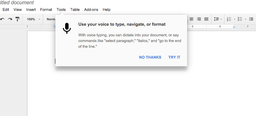 Google Docs Voice Typing Commands List: How To Enable And