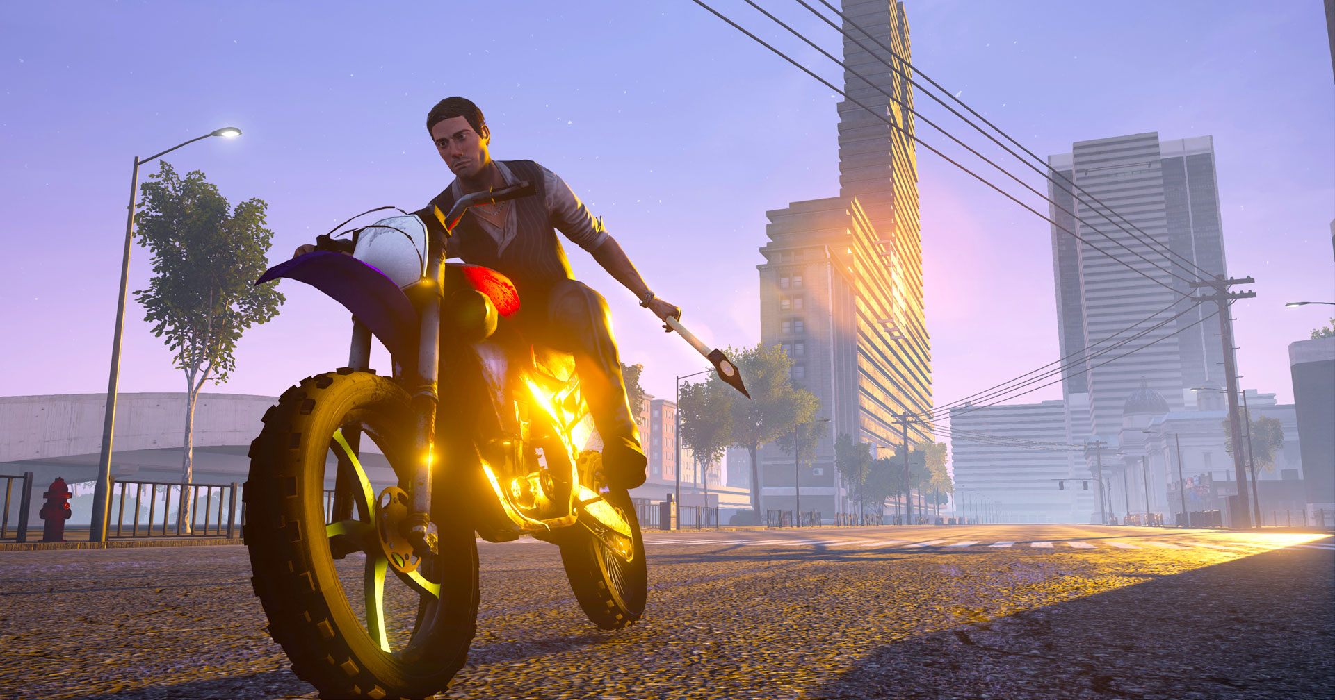 New Road Rash Game? 'Road Rage' Wants To Scratch Your