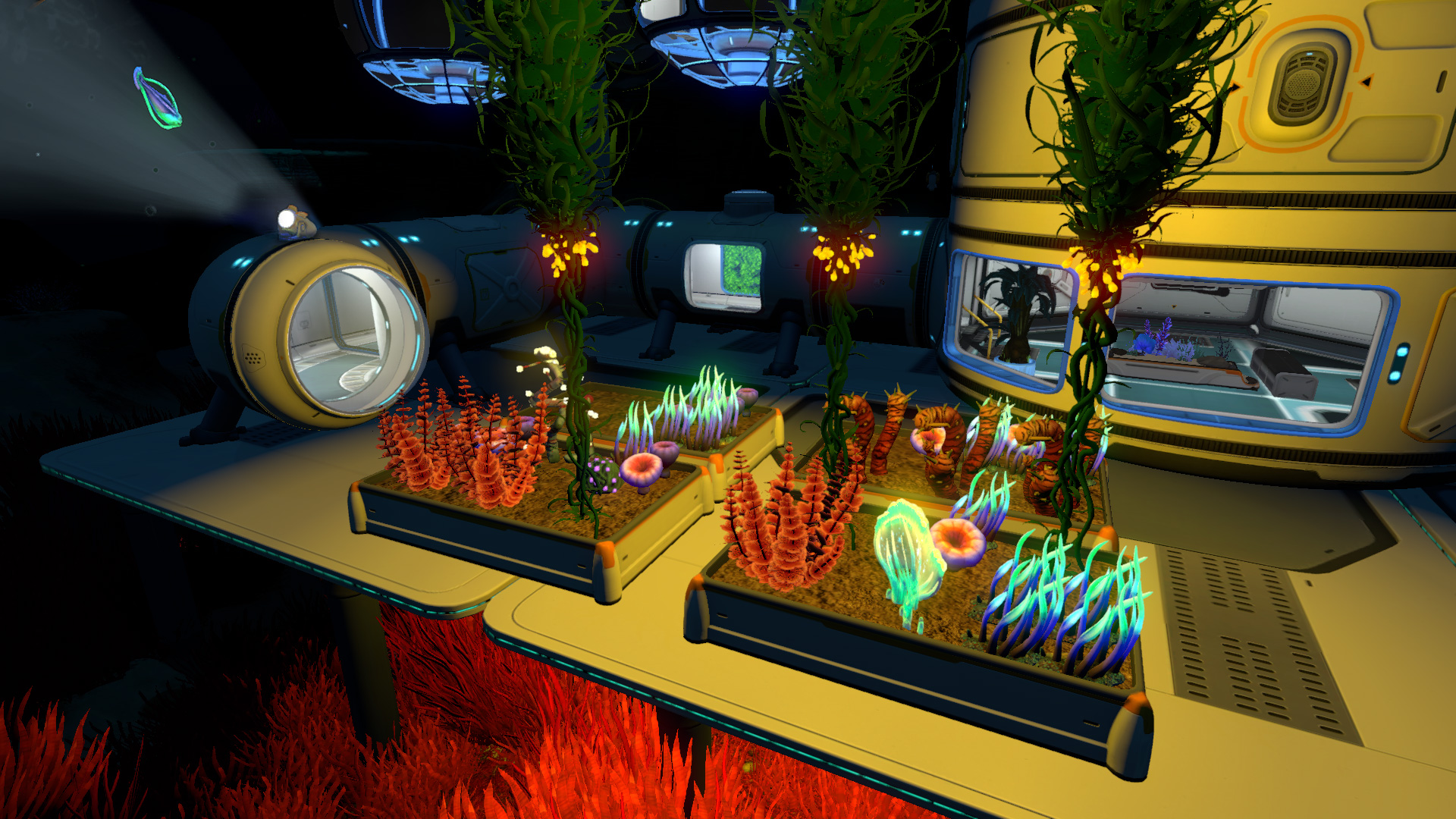 Subnautica Farming Update Adds Blueprints And