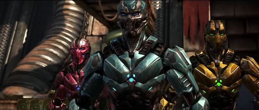 Mortal Kombat X Cyber Sub Zero How To Unlock Triborg S Fourth