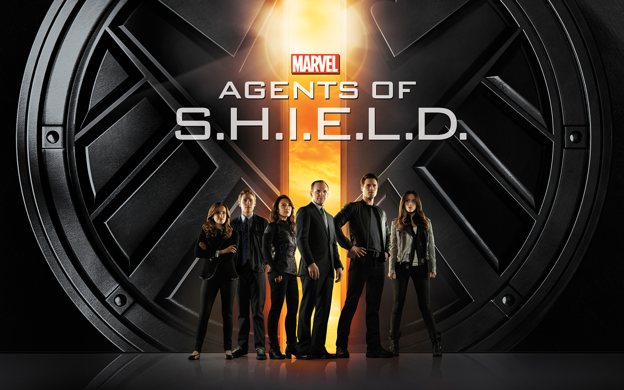 Marvels Agents Of SHIELD Season 3 Spoilers Phil Coulson Takes On Absorbing Man Hives Powers Revealed VIDEO