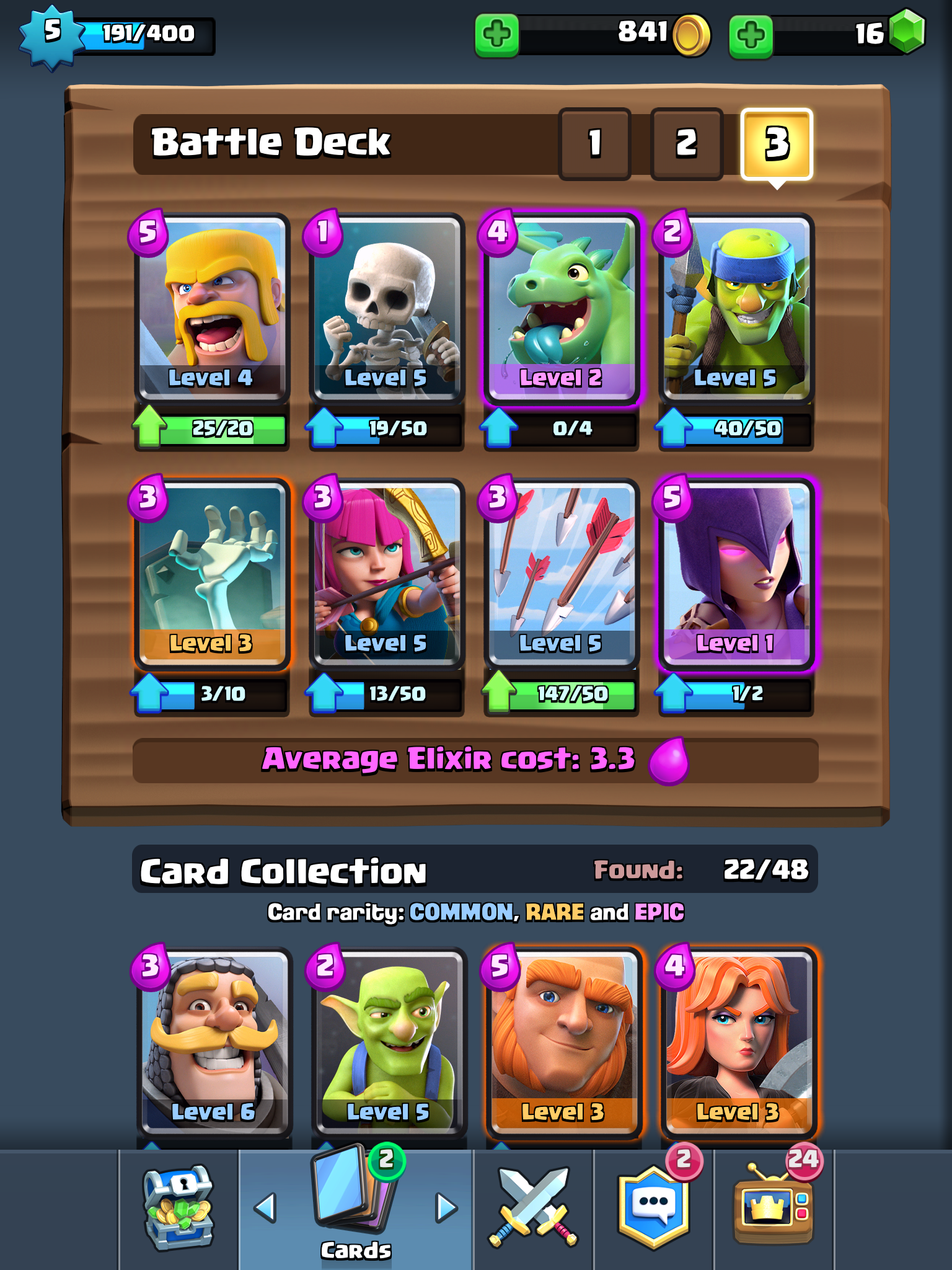 Best Clash Royale Decks 3 Decks For Winning Arenas 2 3 4 And Beyond Player One