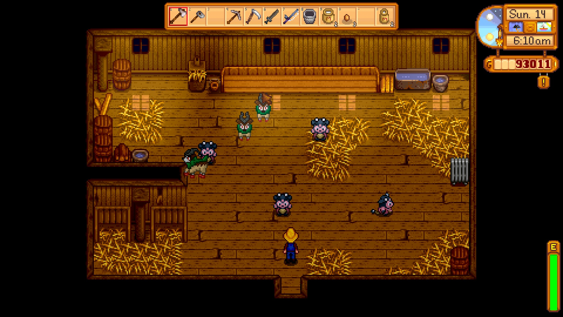 stardew valley how to create mod