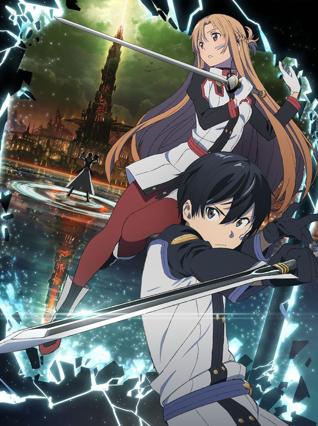 Sword Art Online Ordinal Scale Movie Trailer Shows Kirito And Asuna S New Adventure Player One