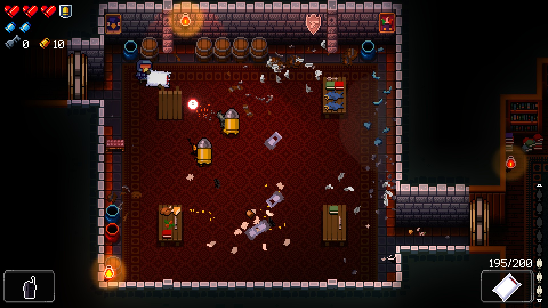 Enter The Gungeon Tips How To Find Secret Rooms