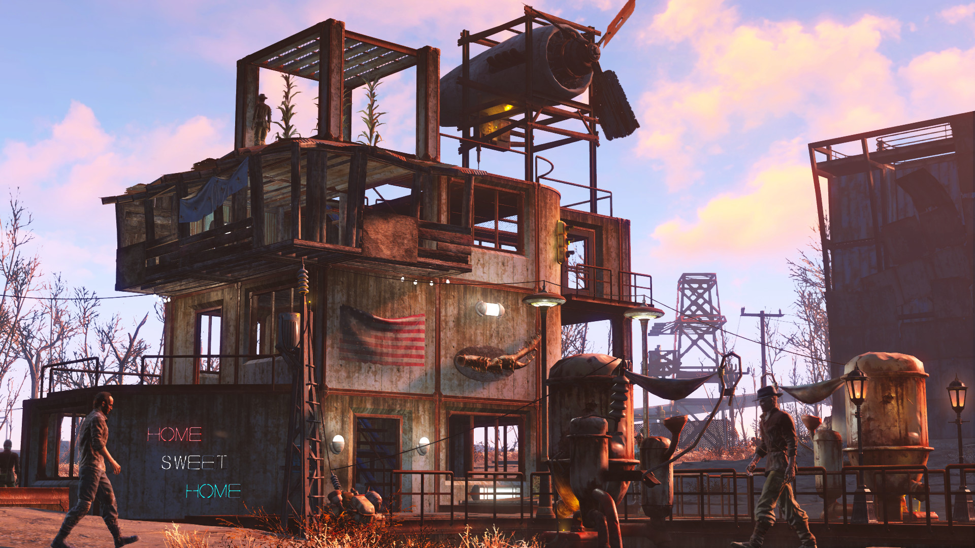Fallout 4 wasteland workshop guide how to build arenas and get fallout 4 wasteland workshop guide how to build arenas and get your settlers to fight player solutioingenieria Image collections