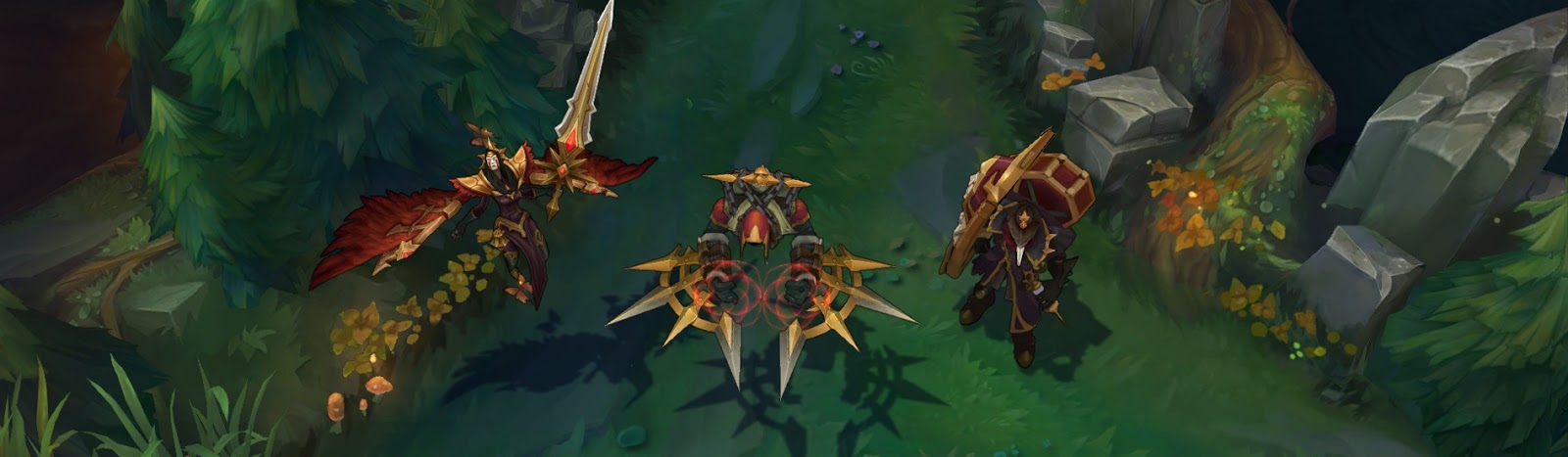 League Of Legends Gets Gothic Themed Skins Forgets To Include