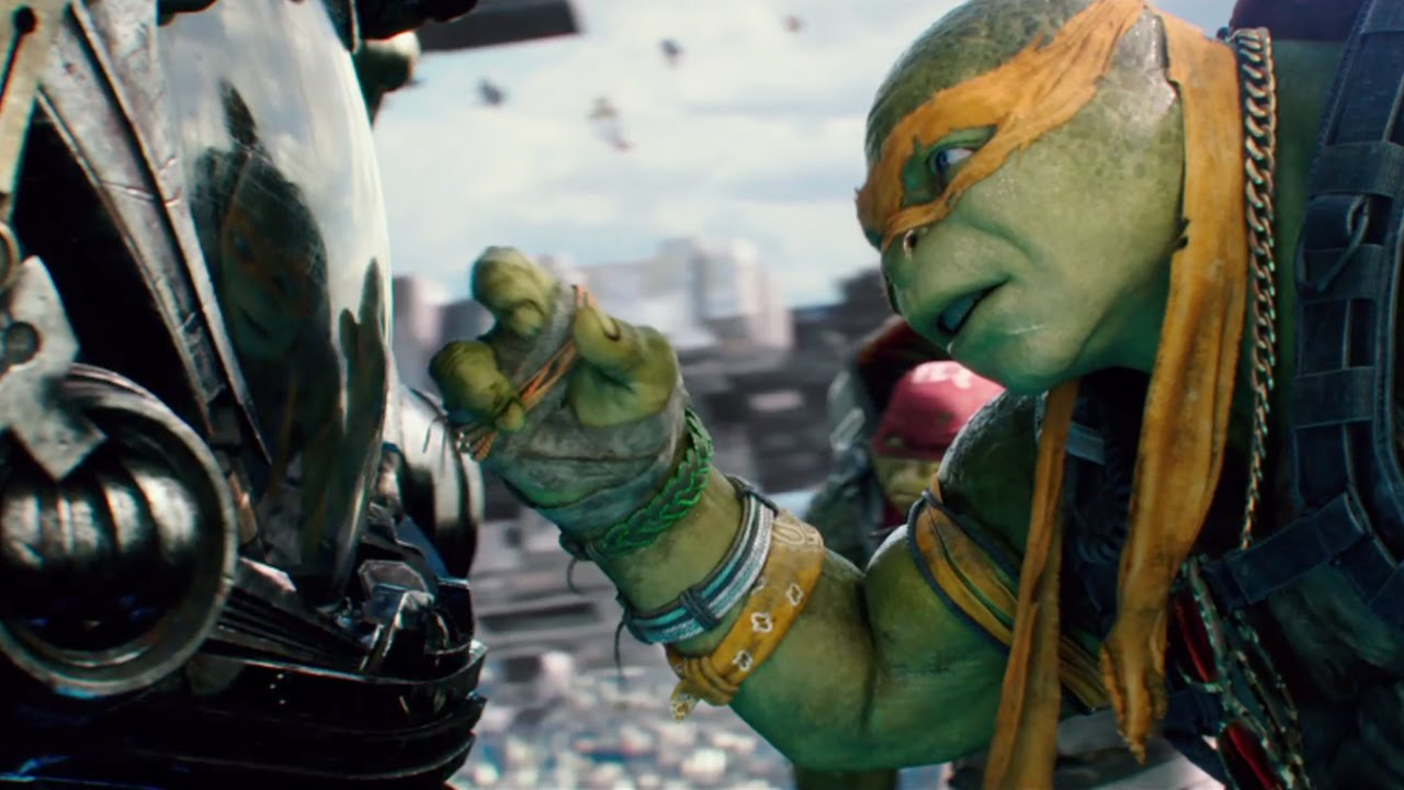 Final 'Teenage Mutant Mutant Ninja Turtles 2: Out Of The Shadows' Trailer Introduces 'Commander