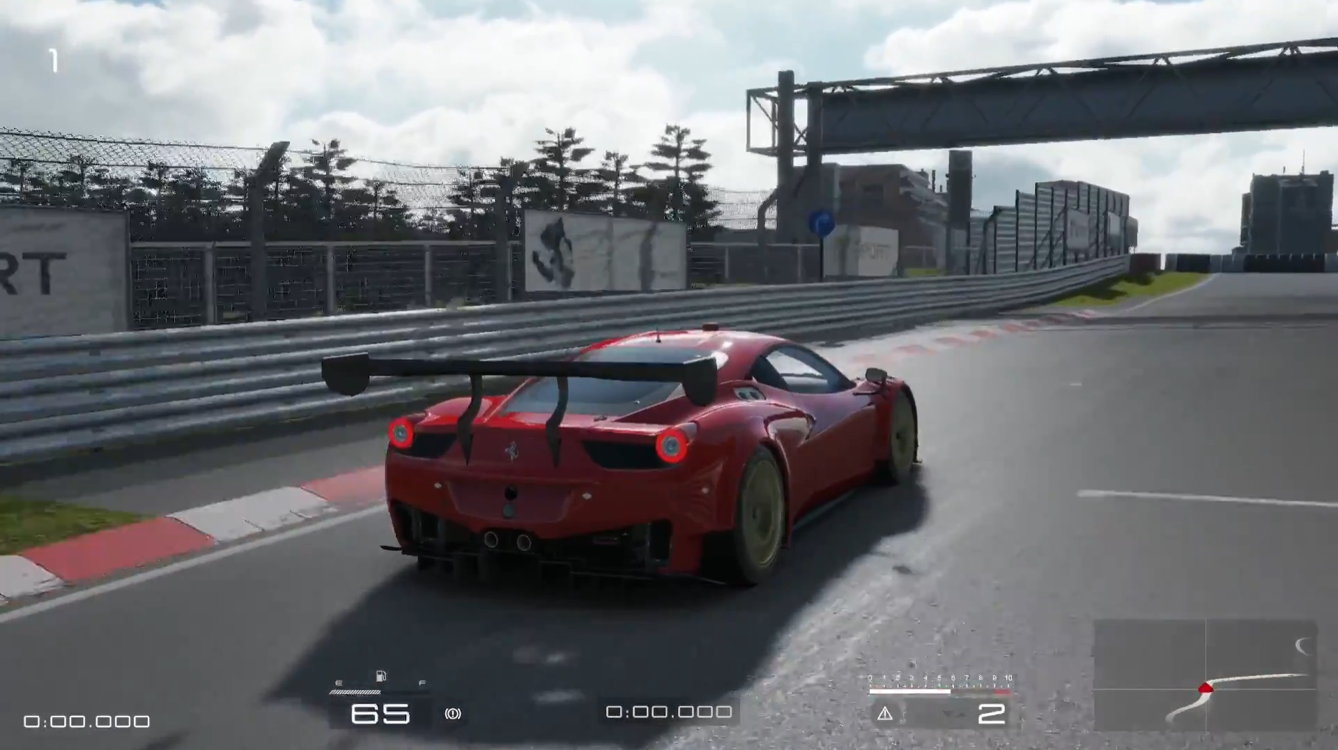 Gran Turismo Sport Ferrari Gt3 Gameplay Shows Off Photorealistic Graphics But Engine Sounds Disappoint Video Player One
