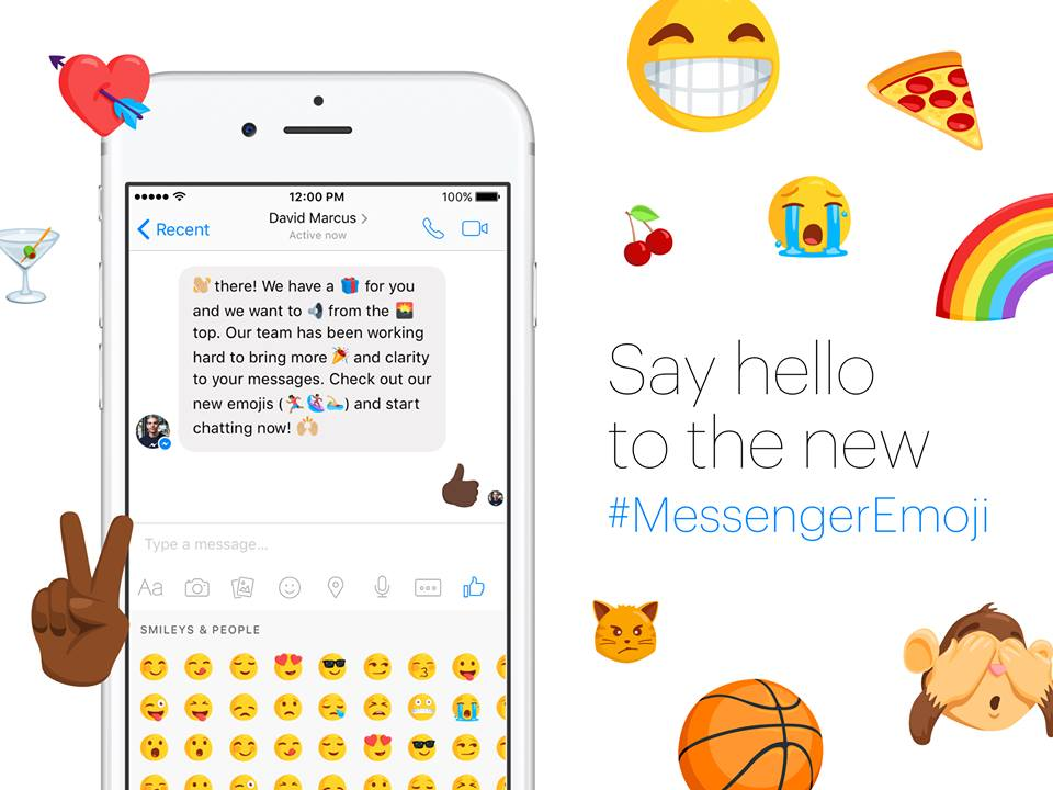 How To Turn Off Facebook Messenger Emoji: Company Adds 1500