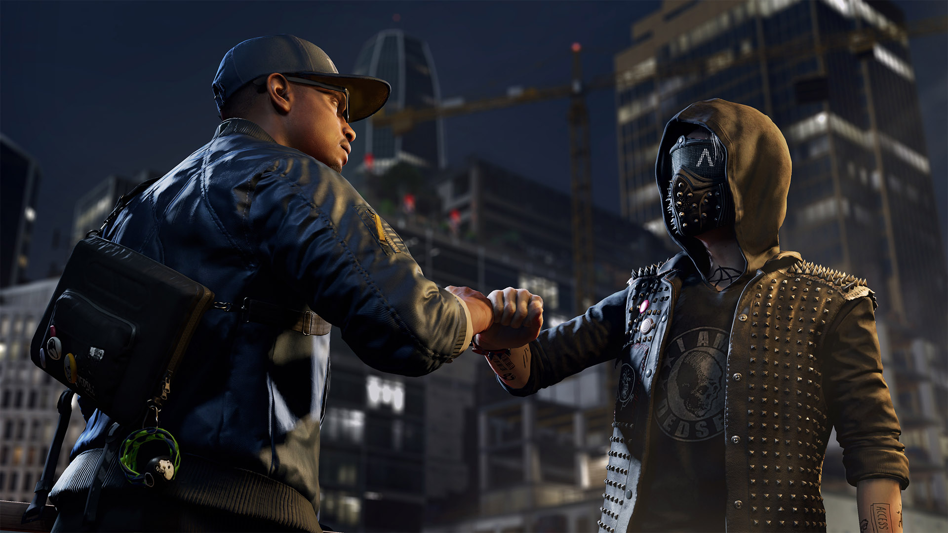 Watch Dogs Rendered Vagina