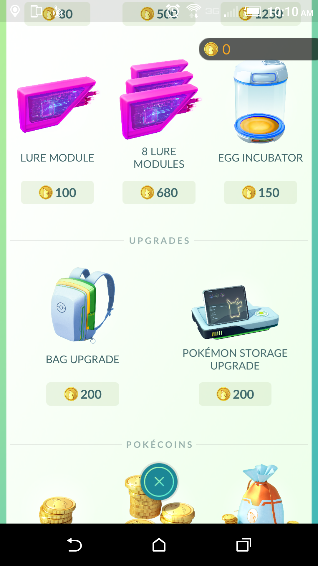 Pokémon Go Cost Price List For All Microtransactions In The Latest