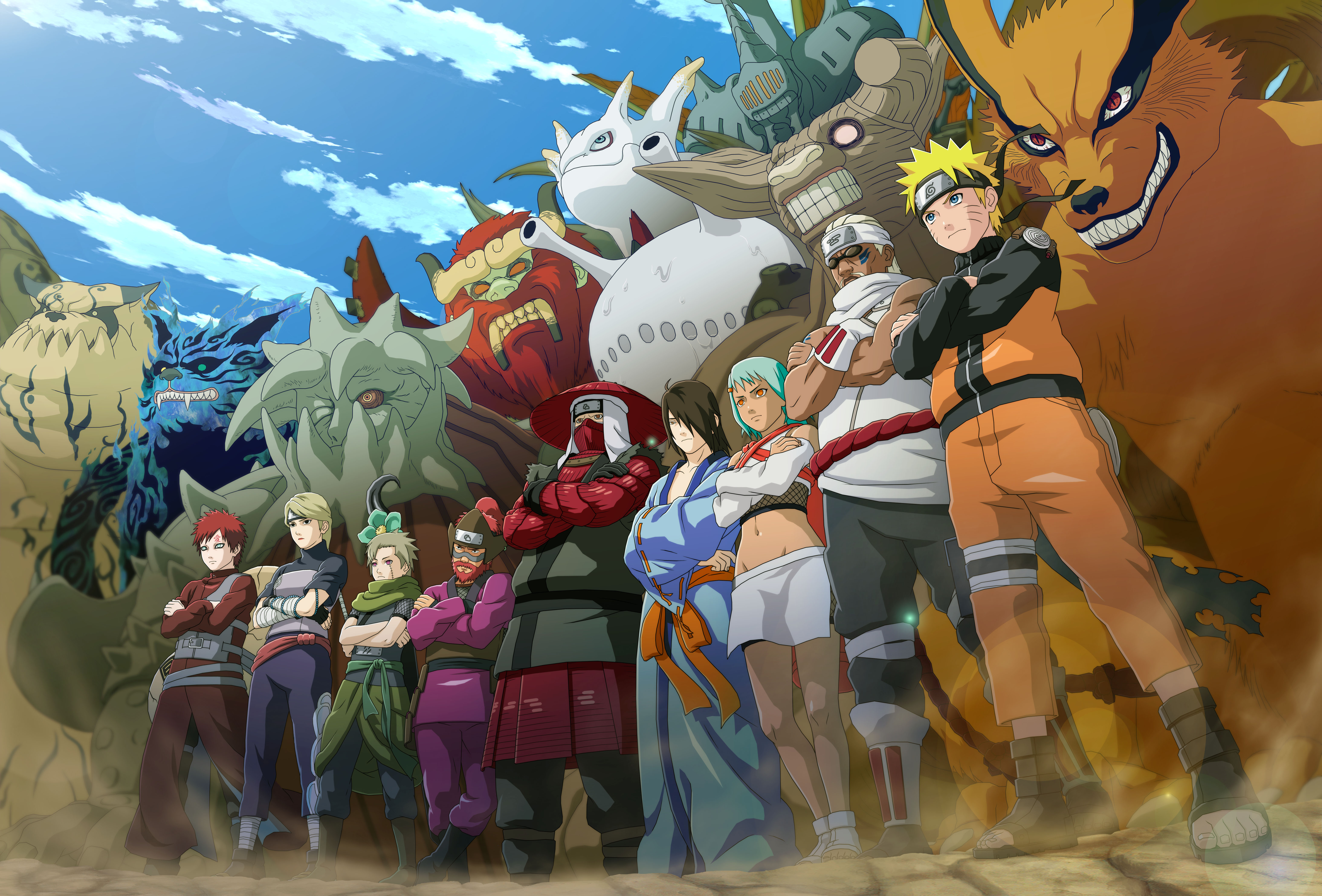 31fb1dcde 'Naruto Online' RPG Browser Game Coming July 20 | Player.One