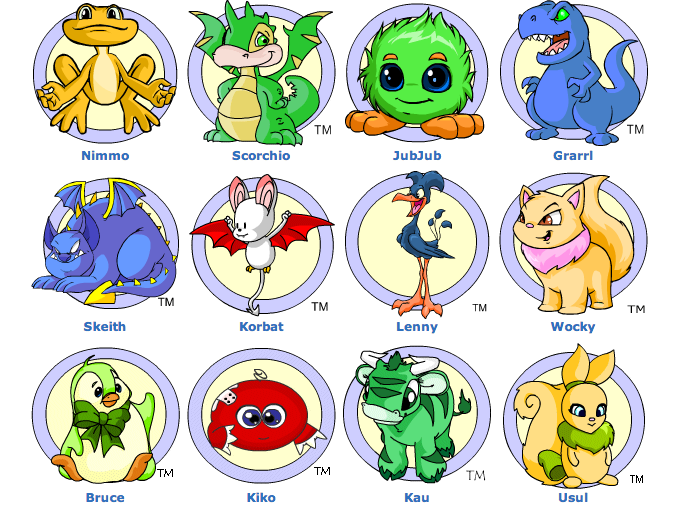 How To Make Neopets Great Again Bring Virtual Pets To