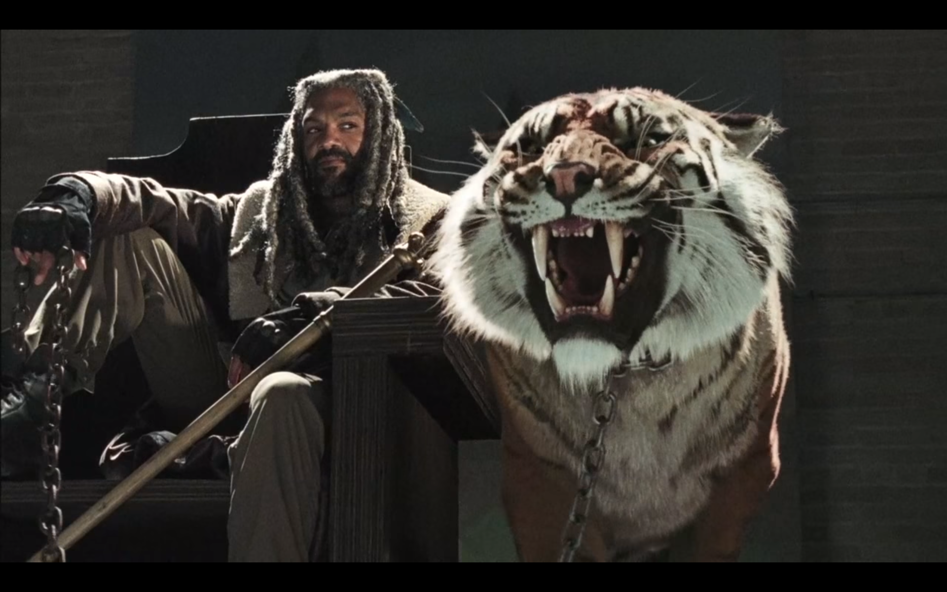 The Walking Dead Season 7 Premiere Forget Negan Why Ezekiel