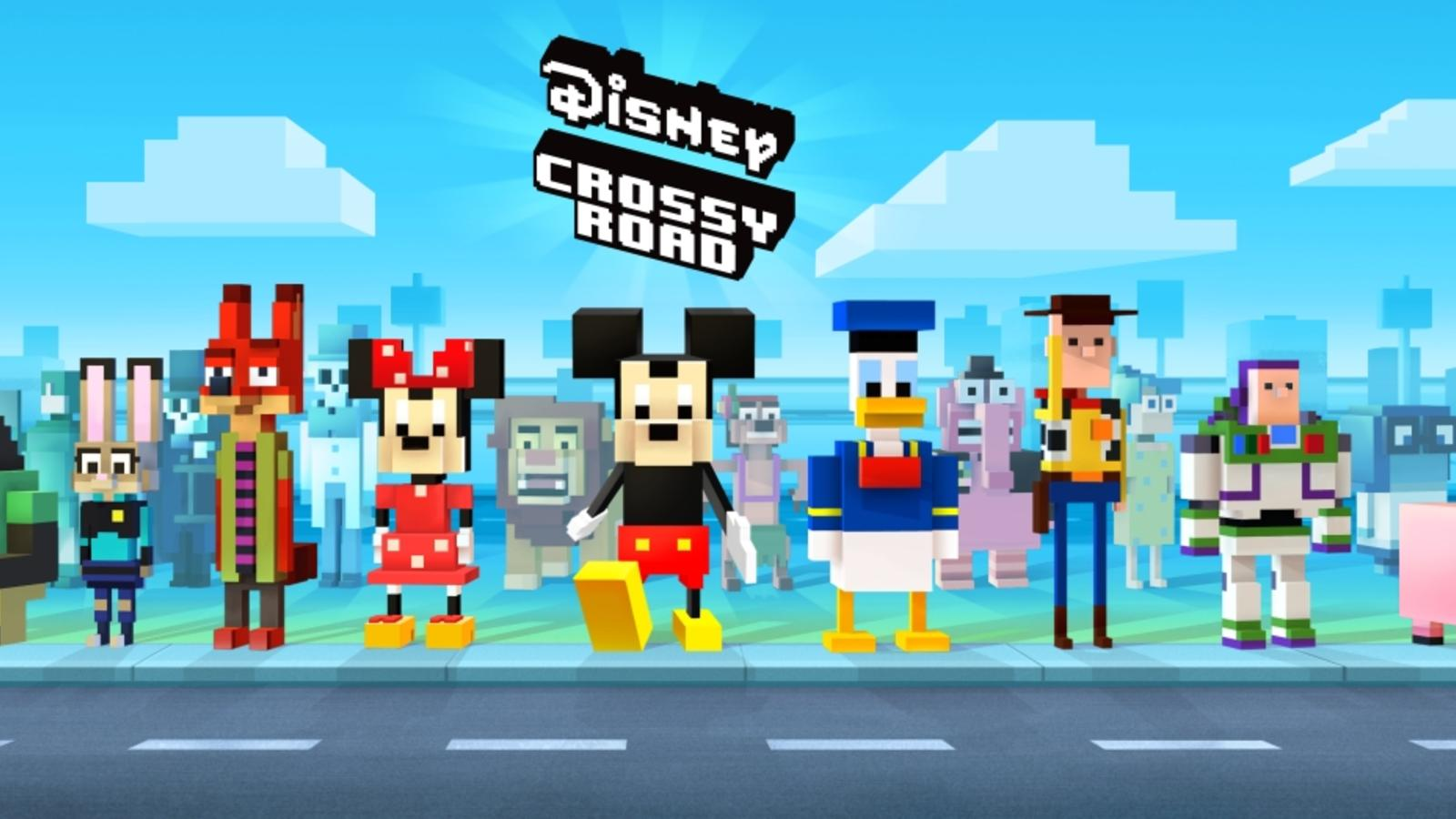 'Disney Crossy Road' Secret Characters Update: Unlock New