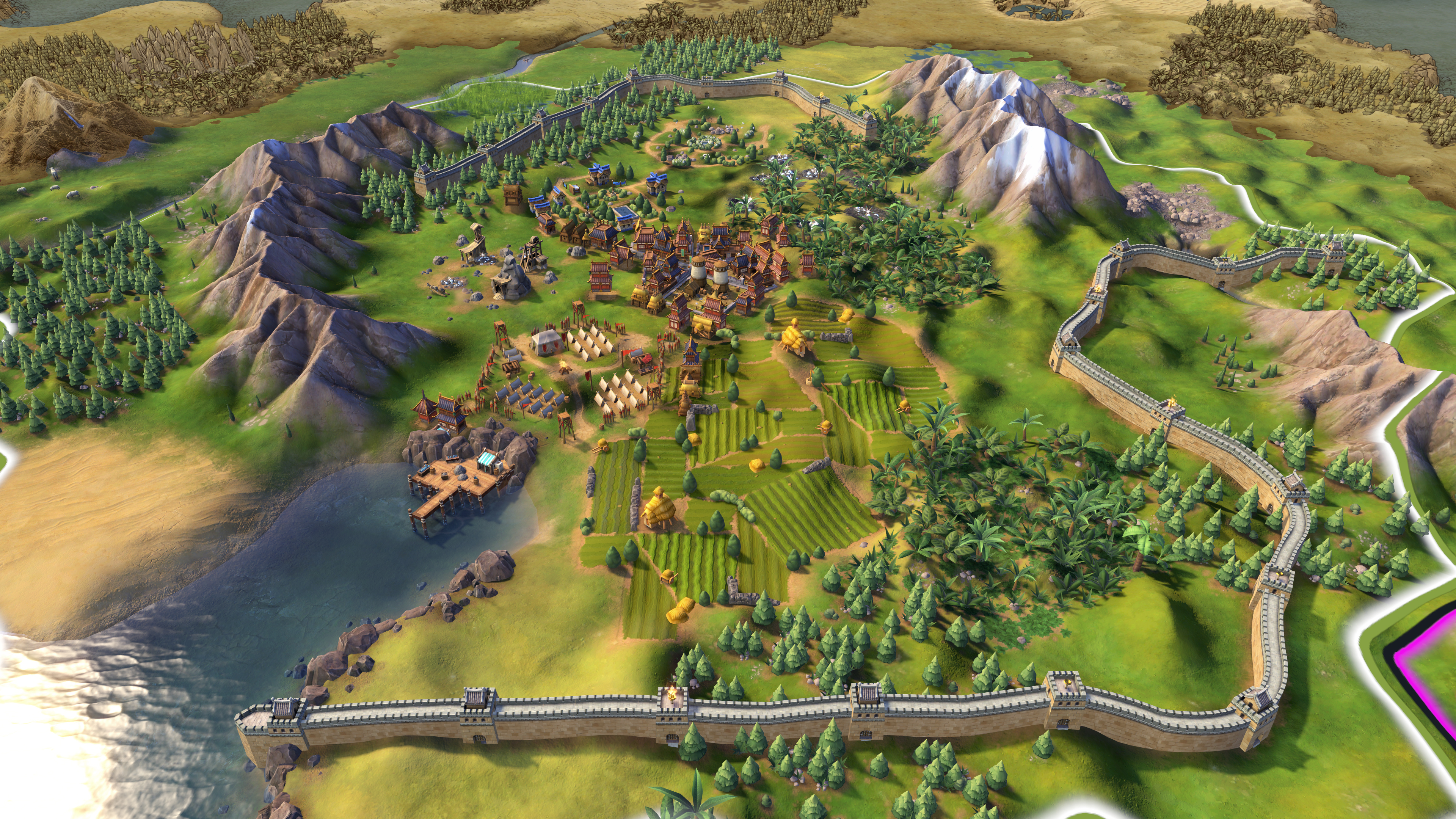Civ 6' District Cheat Sheet: Tips, Tricks And Info On