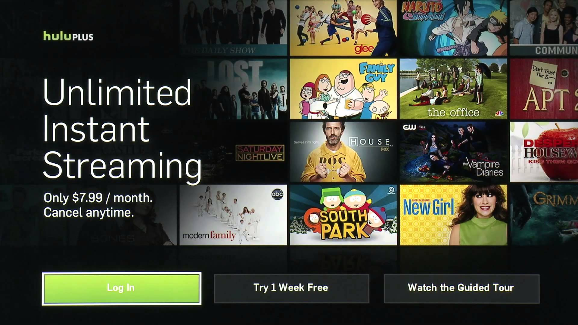 Hulu Going Subscription-Only As 'Yahoo View' Picks Up Free TV Show Streaming  Player.One