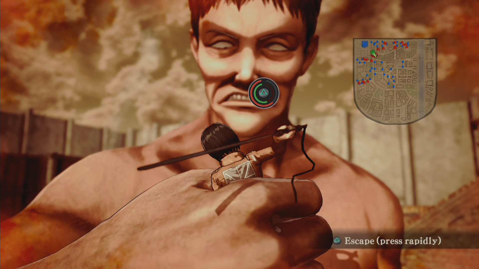 Attack On Titan' Combat Guide: How To Subjugate Titans With