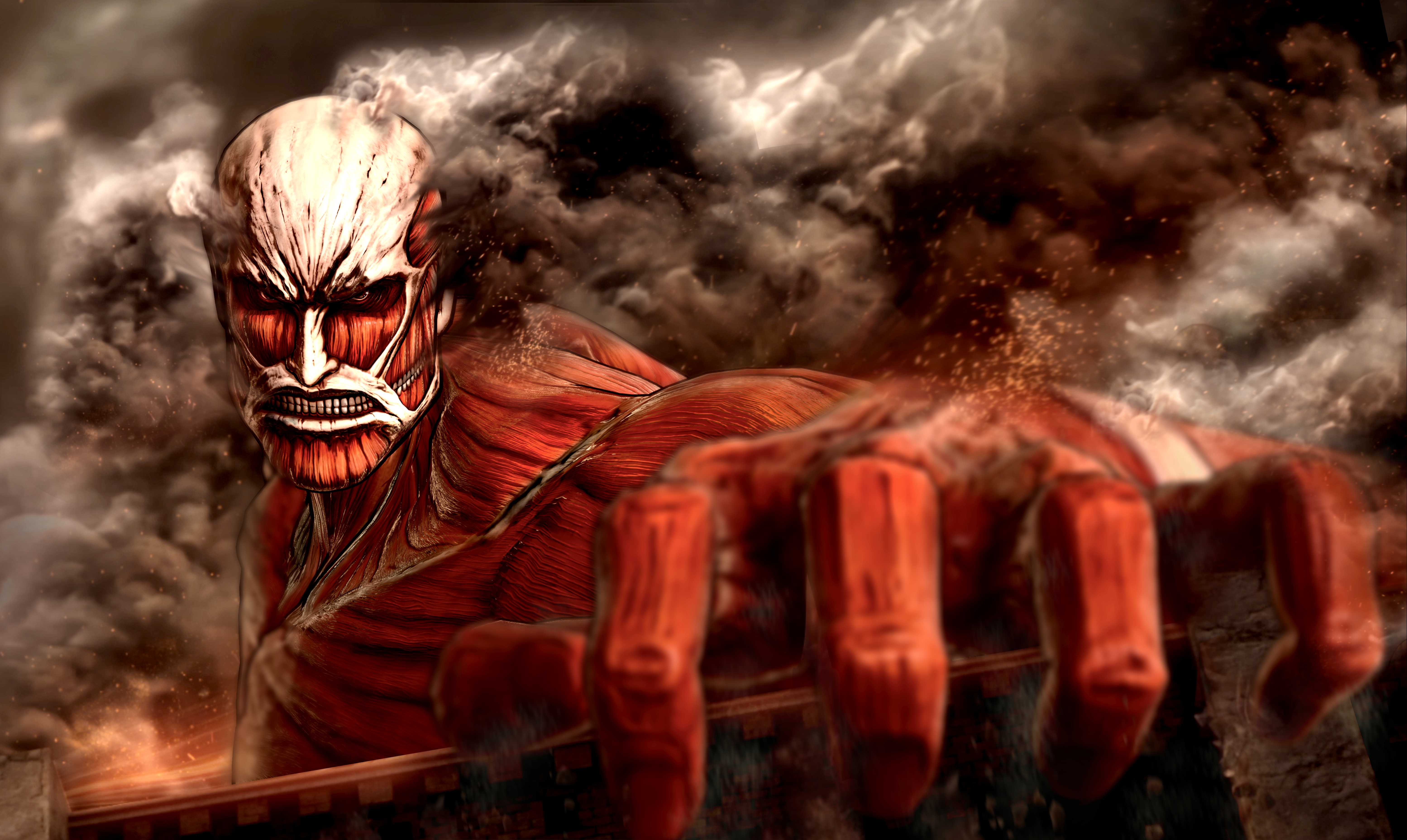 Attack On Titan' Game Review: Koei Tecmo And Omega Force's