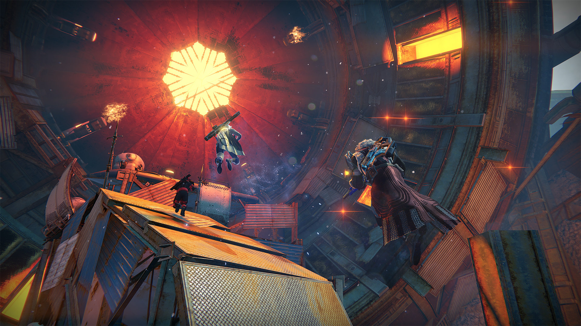 Destiny Rise Of Iron First Impressions Everything You Loved