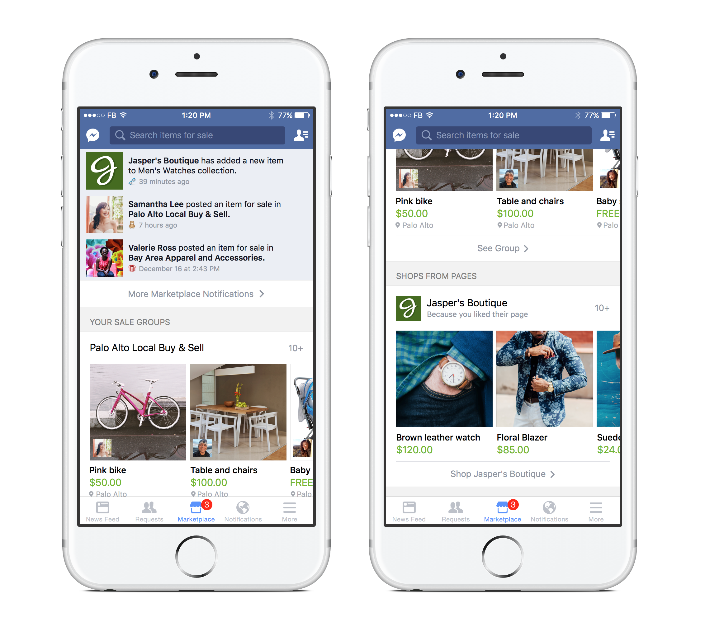 How to use facebook - Facebook Marketplace How To Get And Sell Stuff On The New In App Craigslist Feature Player One