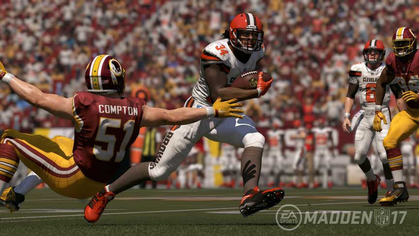 How Many People Play Madden : does playing madden nfl increase your sports iq nfl players use video game to improve ~ Vivirlamusica.com Haus und Dekorationen