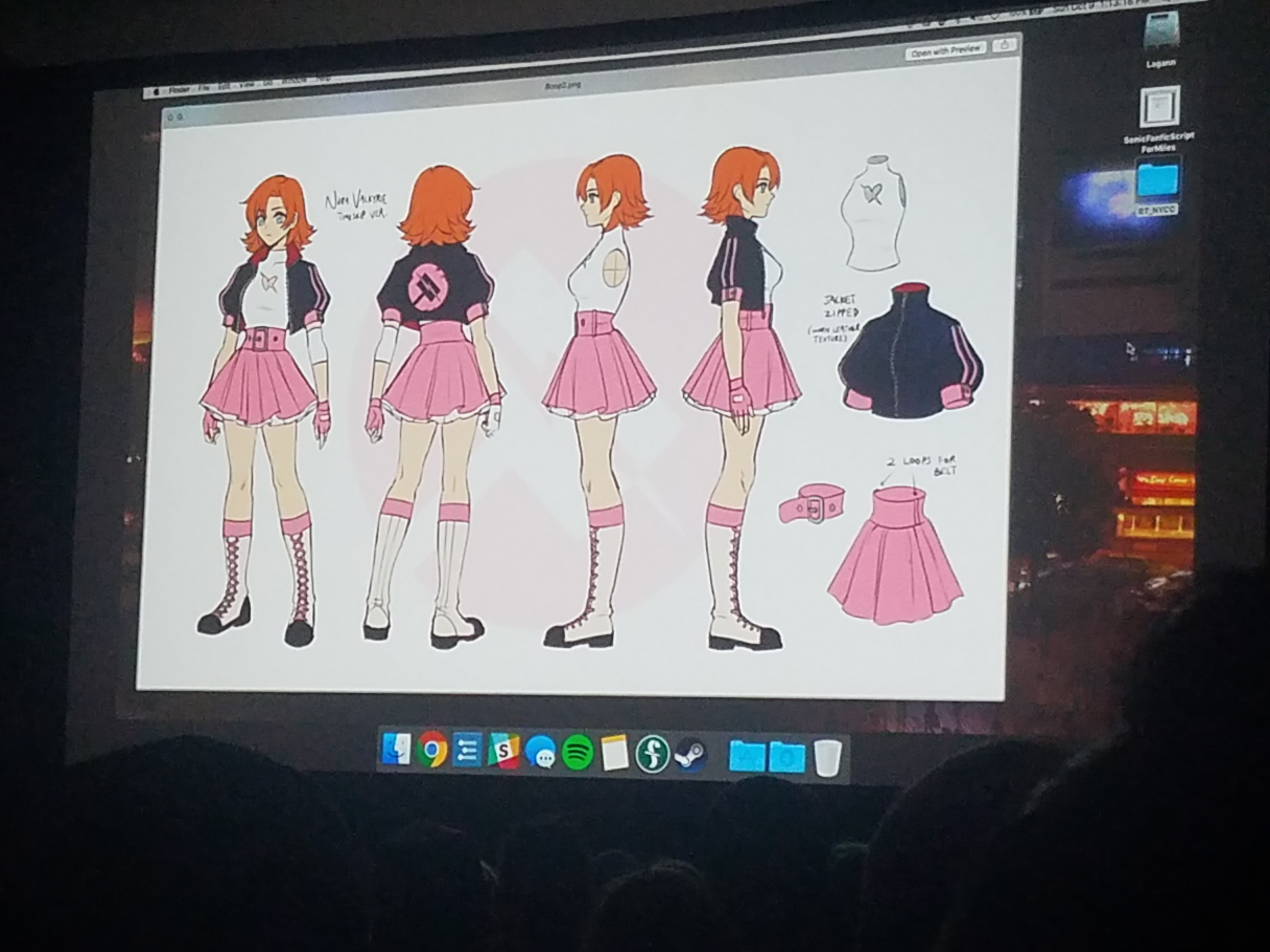 RWBY' Volume 4 Intro, Footage And New Figures Shown At New York