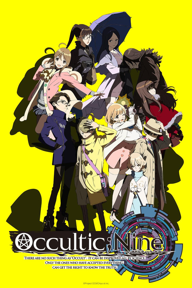 Should You Watch Occultic Nine Episode 1 Fall Anime 2016 Review