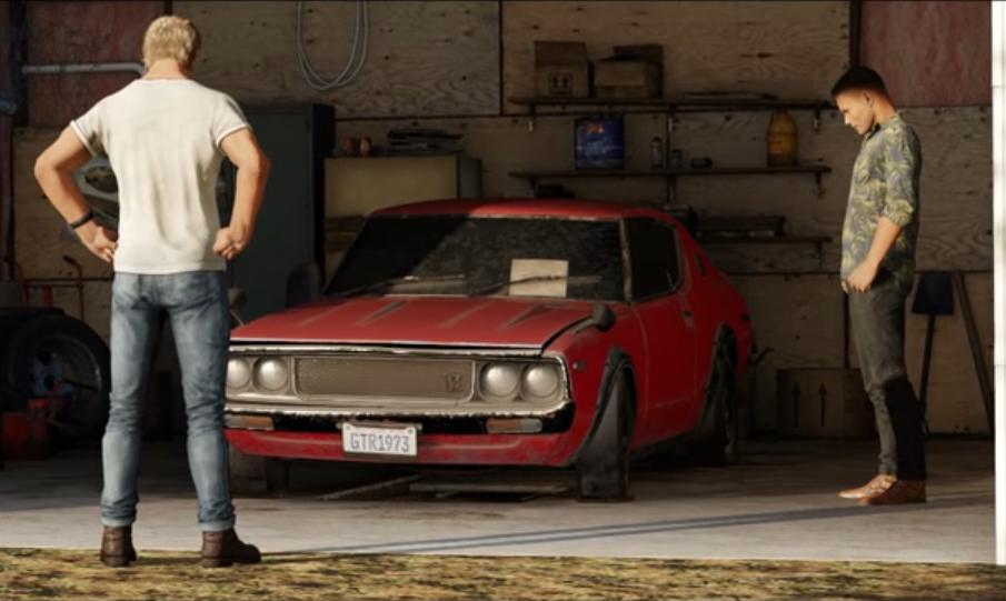 Forza Horizon 3\' New Barn Find: 16th Vehicle And Location Revealed ...