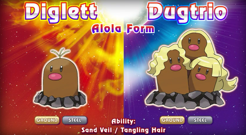 pokémon sun and moon alola forms vs kanto forms which are better