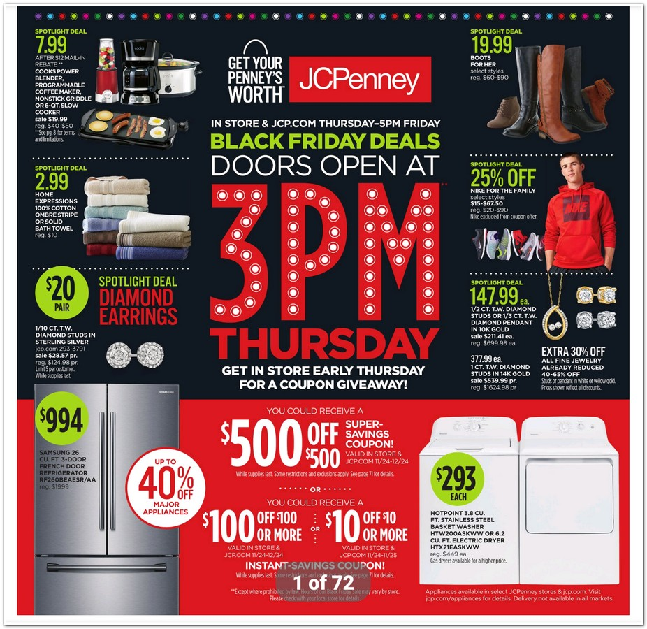 Black Friday Sales 2016: Store Hours, Start Time For Target ...
