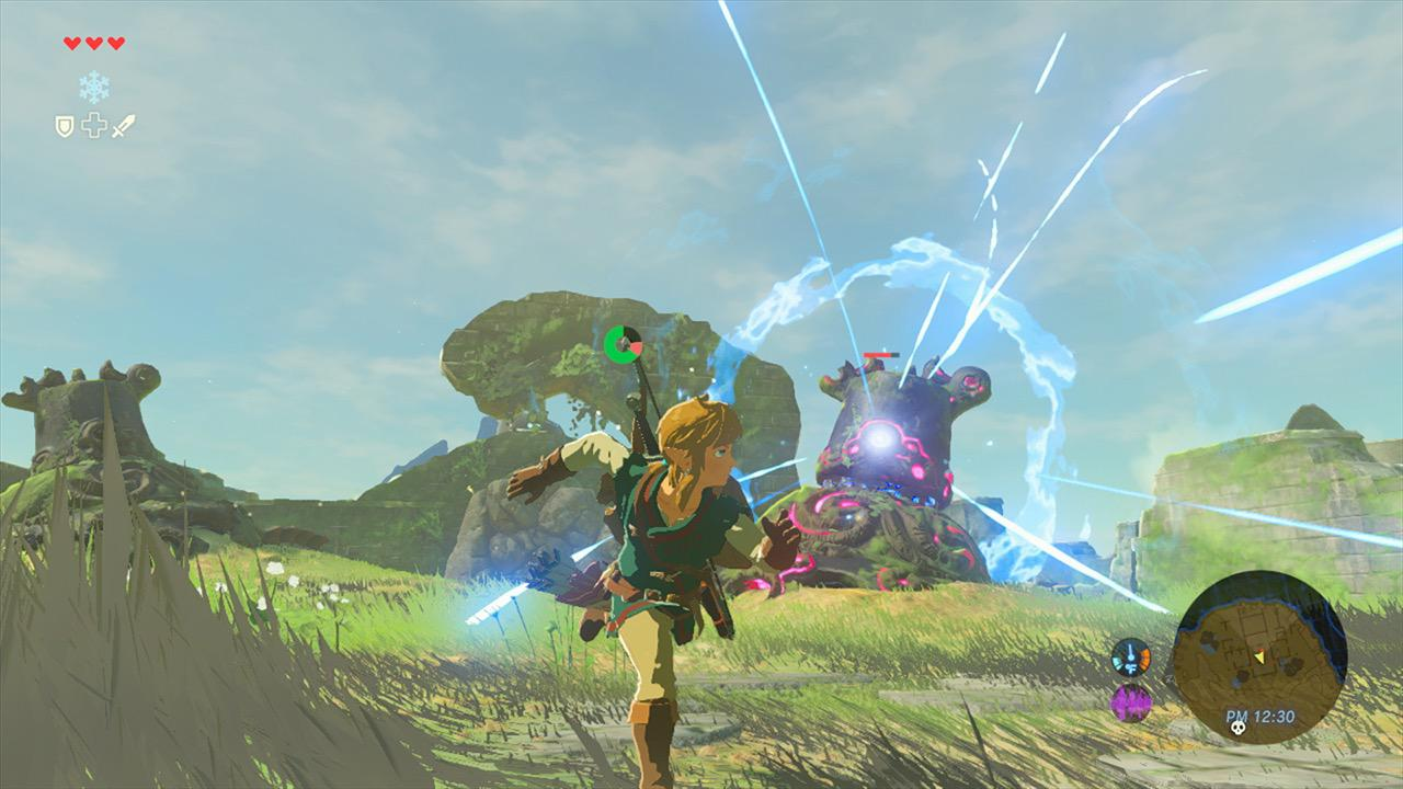 Breath Of The Wild' Weapon Numbers Explained: Attack Power