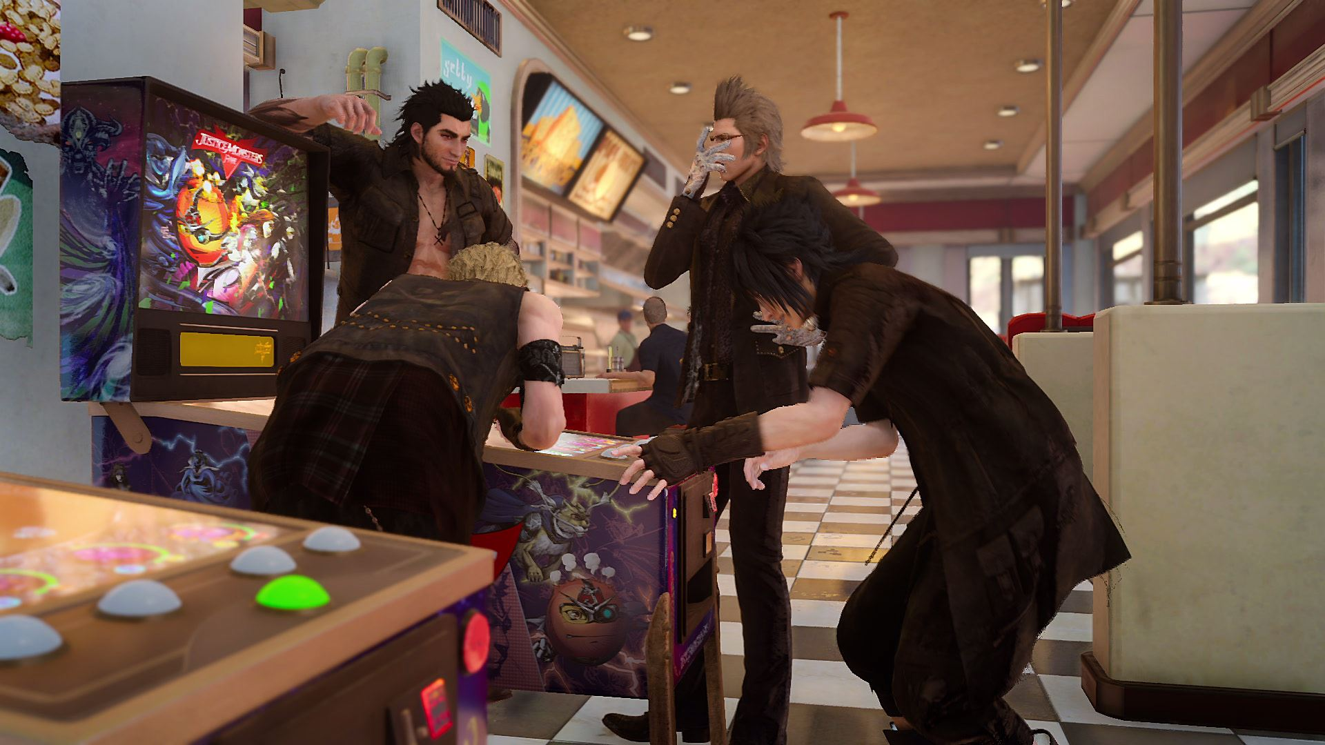 Final Fantasy XV' Justice Monsters Five Rewards List: Every