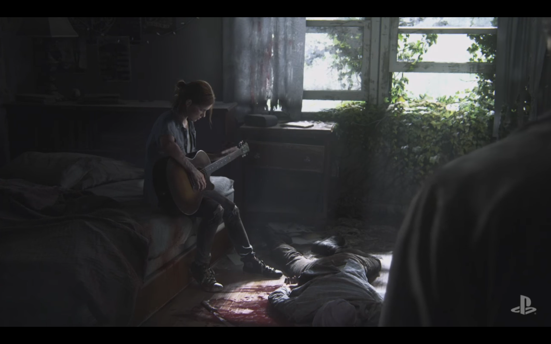39 last of us 2 39 spoilers story questions ellie 39 s pre determined fate vs random human choice. Black Bedroom Furniture Sets. Home Design Ideas