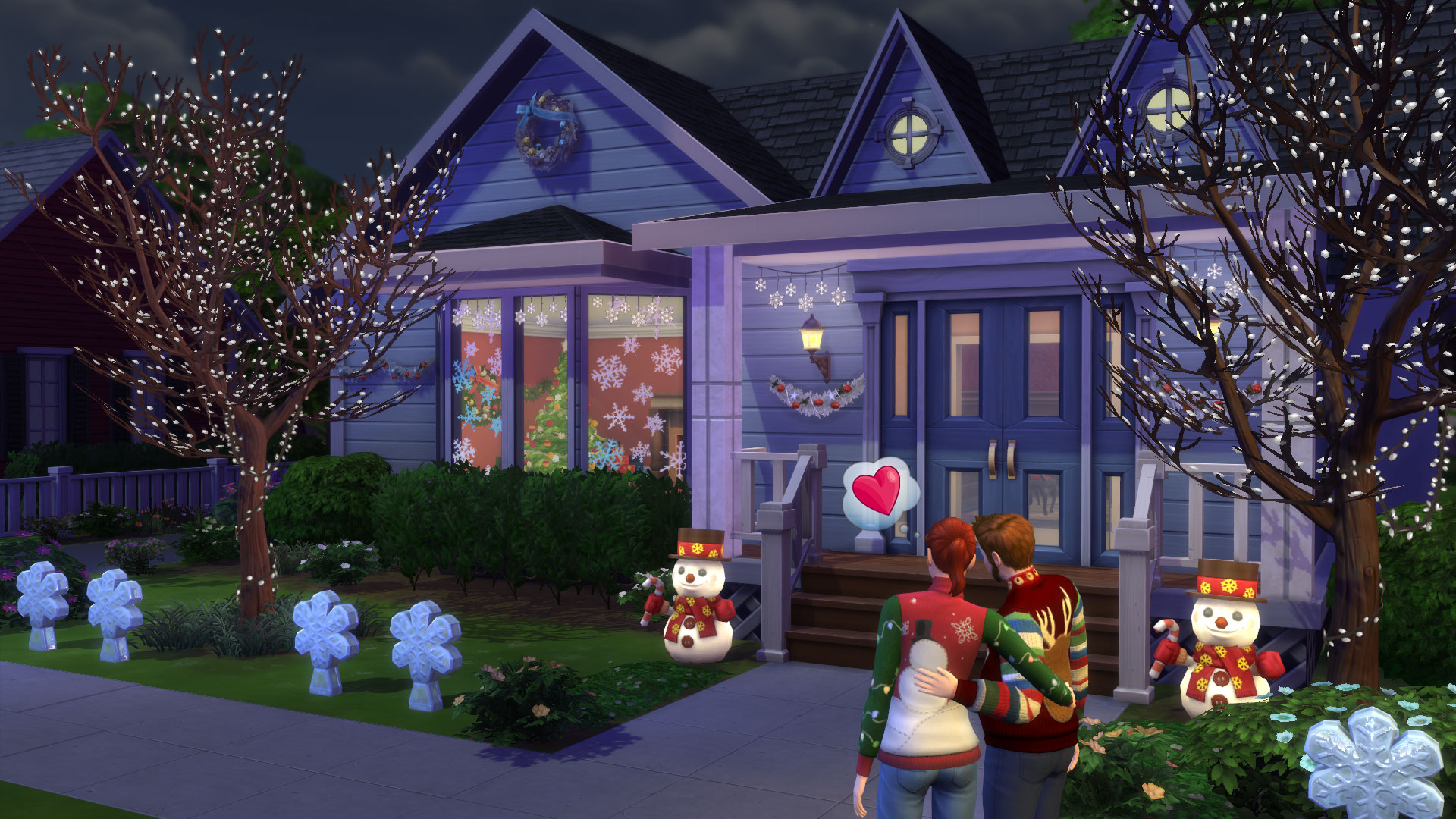 The Sims 4' December Update: Free Holiday Celebration Pack Guide ...