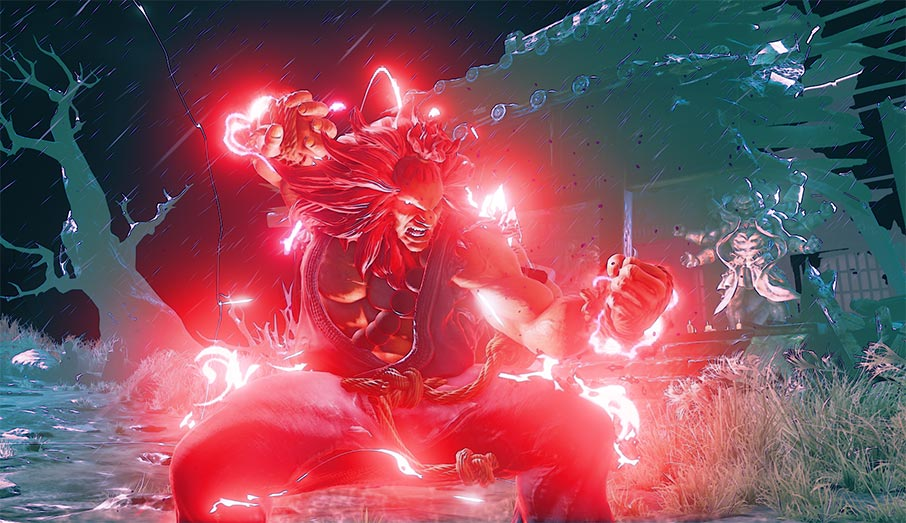Street Fighter V Season 2 Patch Notes Character Changes And Rage