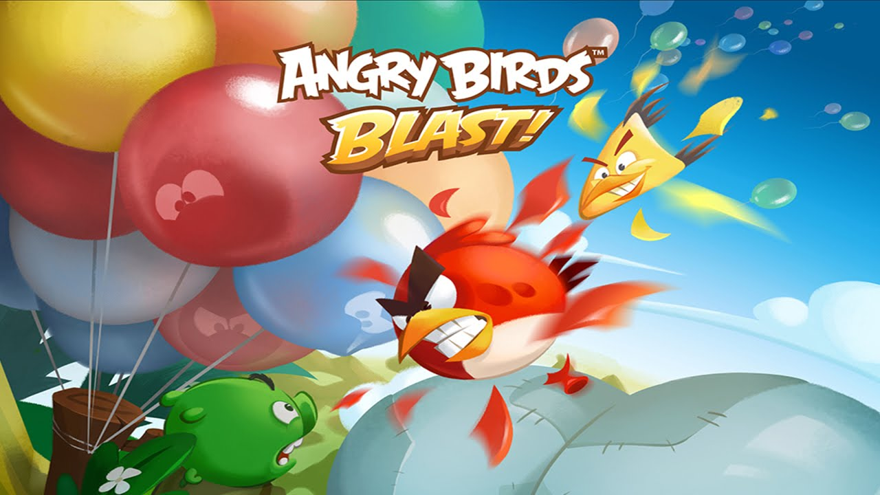 Angry Birds Blast' Beginner's Guide: How To Get Tons Of Free