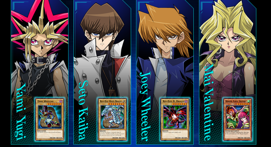 Yu Gi Oh Duel Links Characters How To Unlock Every